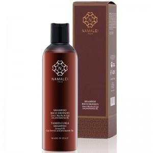 Namalei Shampoo ricci definiti lino e bacche di goji