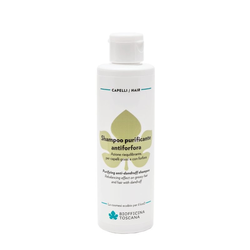 Biofficina Toscana Shampoo purificante antiforfora