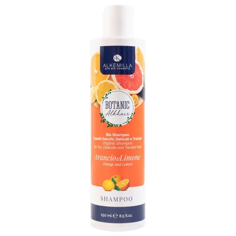 Alkemilla Shampoo arancio e limone - Mondevert shop online