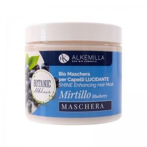 Alkemilla Maschera per capelli lucidante al mirtillo - Mondevert shop online