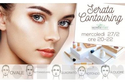 Serata Make-up: il Contouring