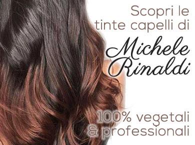 Michele Rinaldi tinte per capelli
